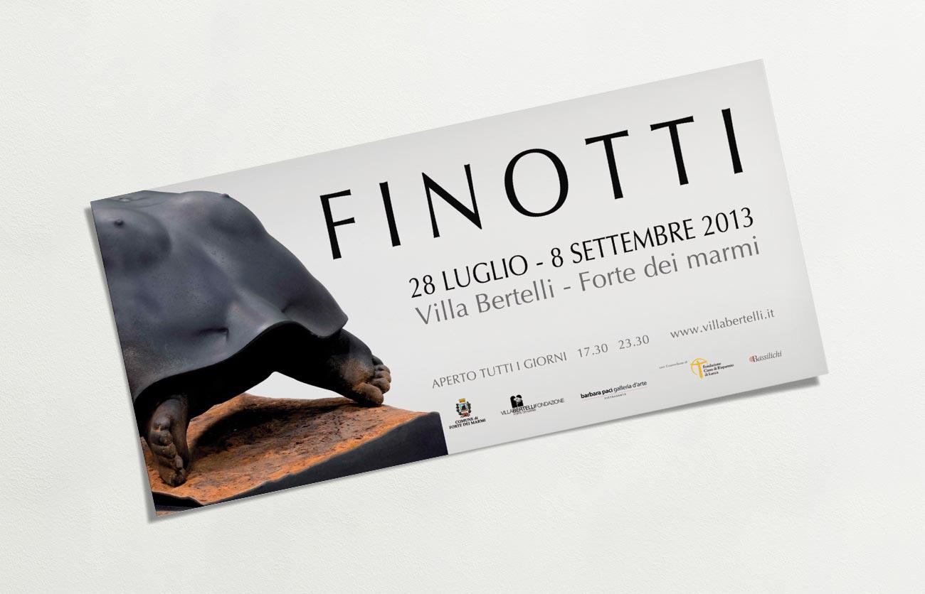 Chiara Lera - Novello Finotti, invito - 2013